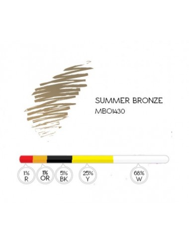 SUMMER BRONZE - MBO 1430 PIGMENT 8ML