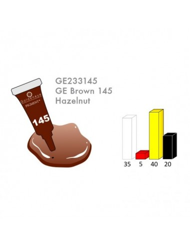BROWN 145 3ML PIGMENT - LRD3145-1