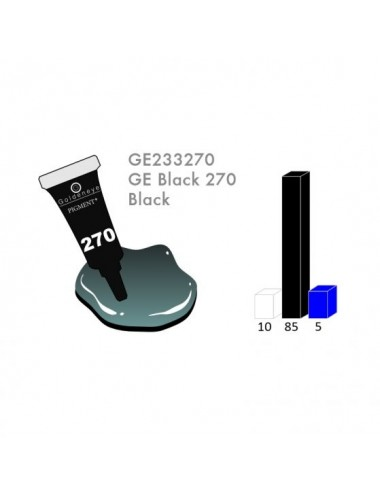 BLACK 270 3ML PIGMENT - LRD3270-1