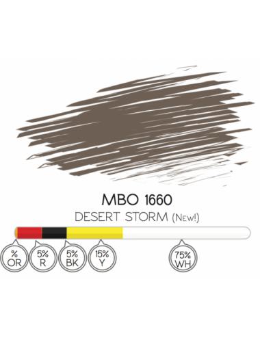 DESERT STORM - MBO 1660 PIGMENT 8ML