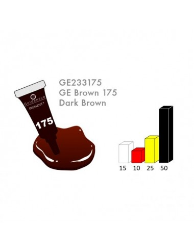 BROWN 175 3ML PIGMENT - LRD3175-1