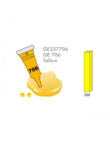 YELLOW 706 3ML PIGMENT EXTREM - LRD7706-1
