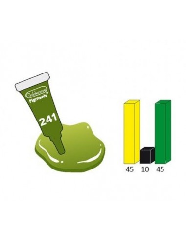 GREEN 241 3ML PIGMENT EXTREM - LRD7241-1