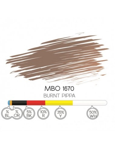 BURNT PIPPA - MBO 1670 PIGMENT 8ML
