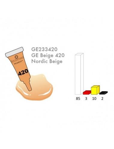 BEIGE 420 3ML PIGMENT - LRD3420-1