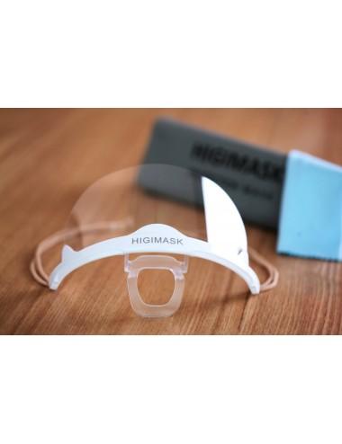 Máscara Transparente Higimask (1 unidad)