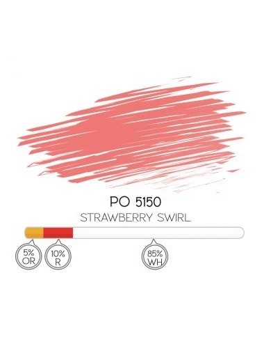 STRAWBERRY SWIRL - PO 5150 PIGMENT 8ML