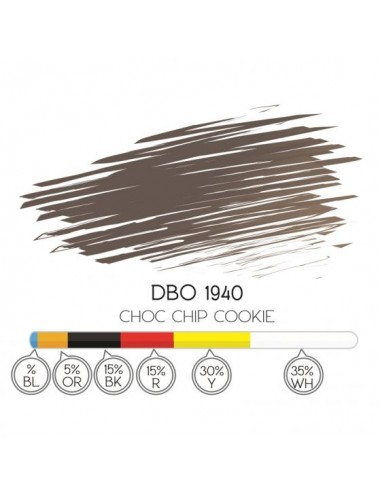 CHOC CHIP COOKIE - DBO 1940 PIGMENT 8ML