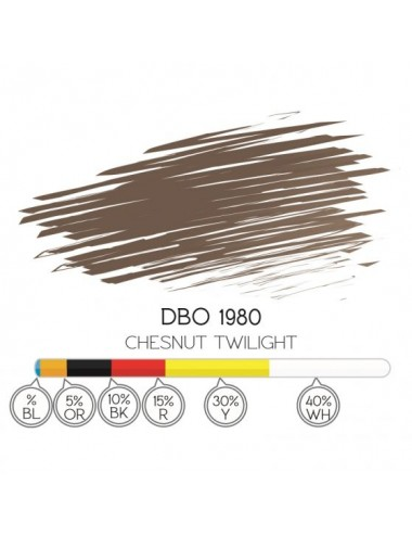 CHESNUT TWILIGHT - DBO 1980 PIGMENT 8ML