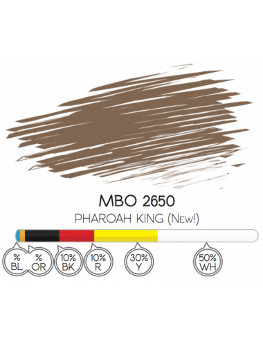 PHAROAH KING - MBO 2650 PIGMENT 8ML