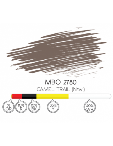 CAMEL TRIAL - MBO 2780 PIGMENT 8ML
