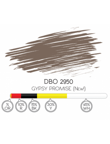 GYPSY PROMISE - DBO 2950 PIGMENT 8ML