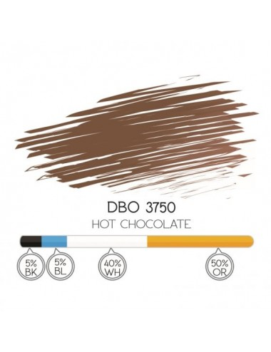 HOT CHOCOLATE - DBO 3750 PIGMENT 8ML