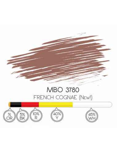 FRENCH COGNAE - MBO 3780 PIGMENT 8ML