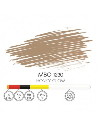HONEY GLOW - MBO 1230 PIGMENT 8ML