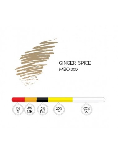 GINGER SPICE - MBO 1350 PIGMENT 8ML